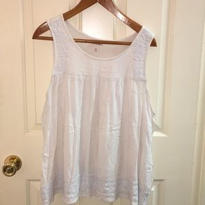 5/$25 Mossimo-XXL-tank top blouse